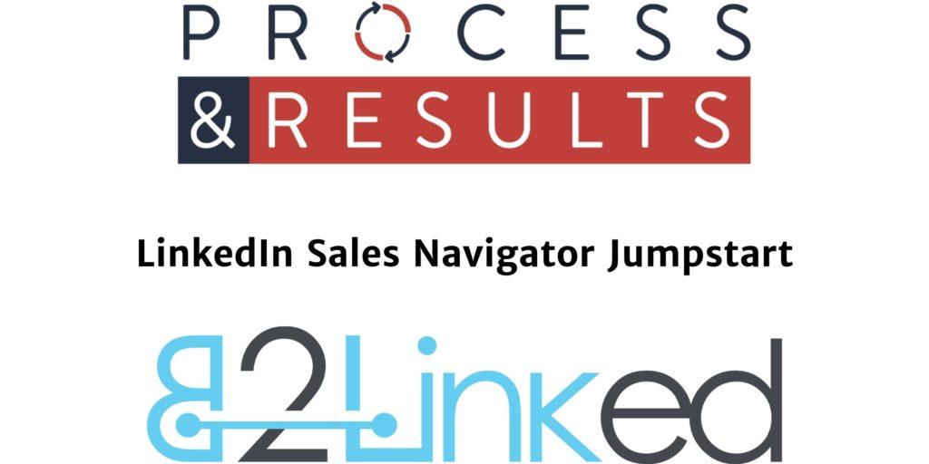 LinkedIn Sales Navigator Jumpstart June 2021